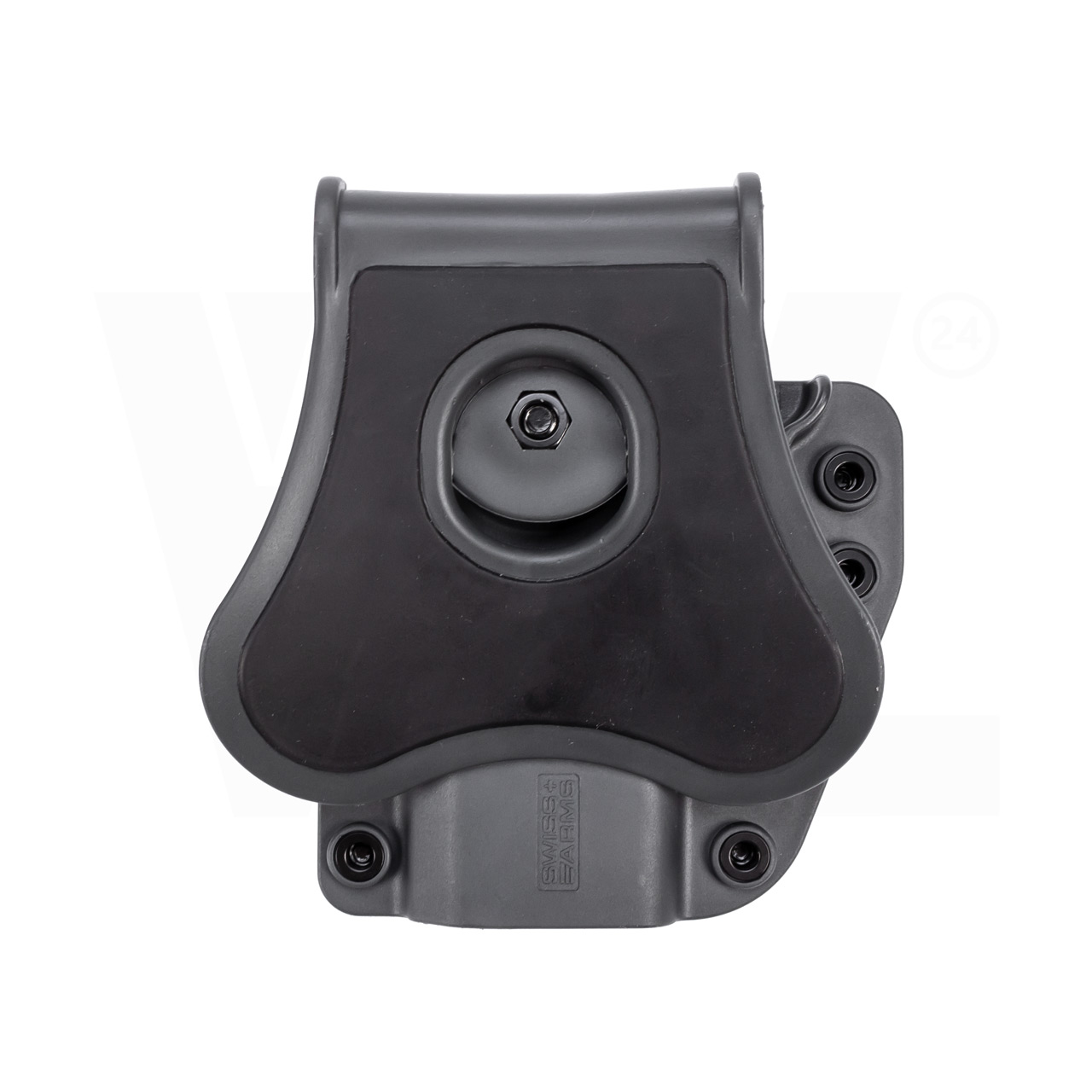 Swiss Arms ADAPTX Universal Level II Paddle Holster in battle gr