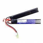 Airsoft Akku LiPo 7.4V 1300mAh 20C Twin Type
