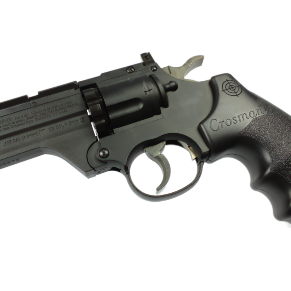 Crosman Vigilante 3576W CO2-Revolver Kal. 4,5mm