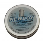 Skenco NewBoy Heavy Weight Diabolos spitz 4,5mm 150 Stk