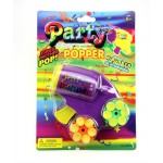 Konfettipistole Party Popper inkl. 2 Magazinen